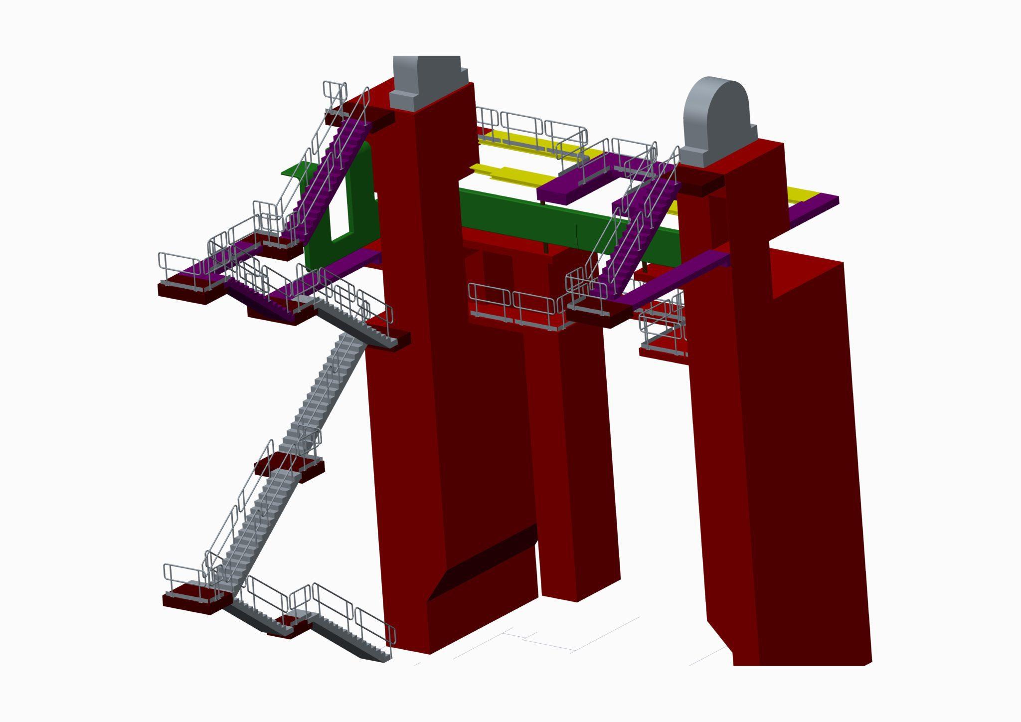 3D scanning en uitwerken tekeningen