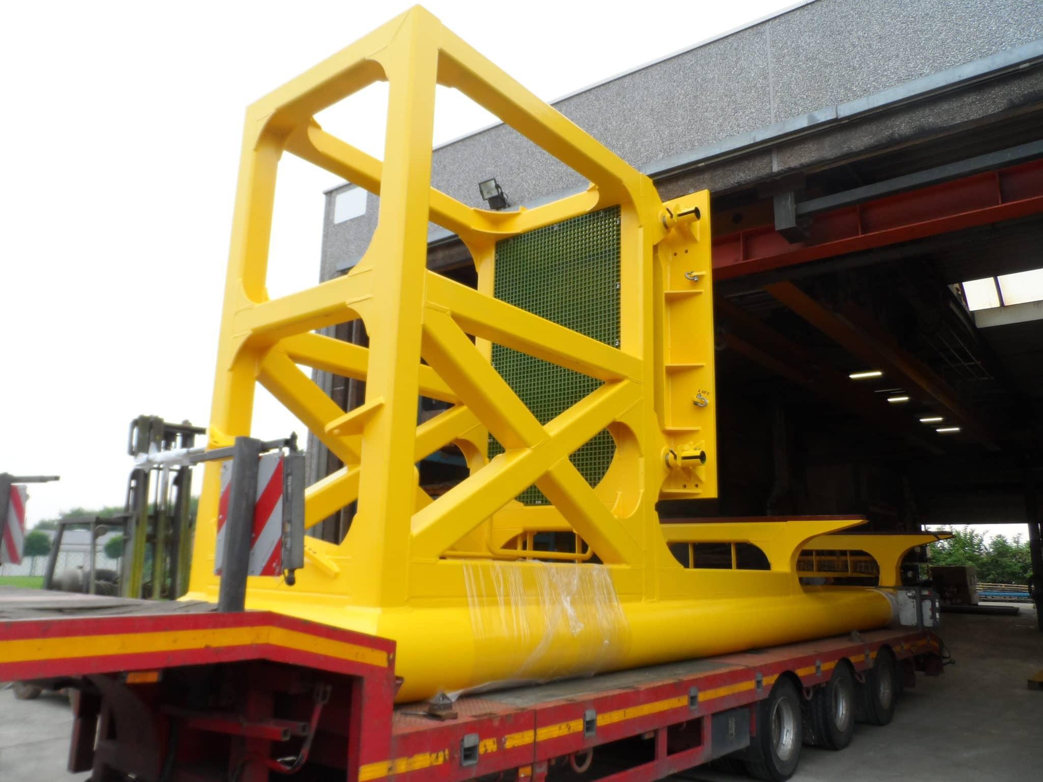 Constructie Boat Landing